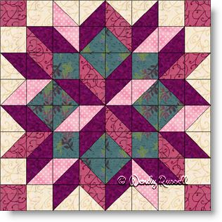 Carpenter's Wheel - Free Quilt Block Pattern : carpenters quilt pattern - Adamdwight.com