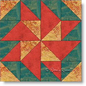 Catch Me If You Can - Free Quilt Block Pattern : catch me if you can quilt - Adamdwight.com