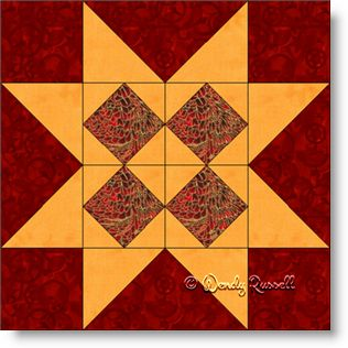 Diamond Star - Free Quilt Block Pattern : diamond star quilt block pattern - Adamdwight.com