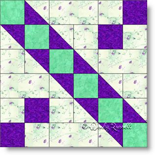 Underground Railroad - Free Quilt Block Pattern : railroad quilt block - Adamdwight.com